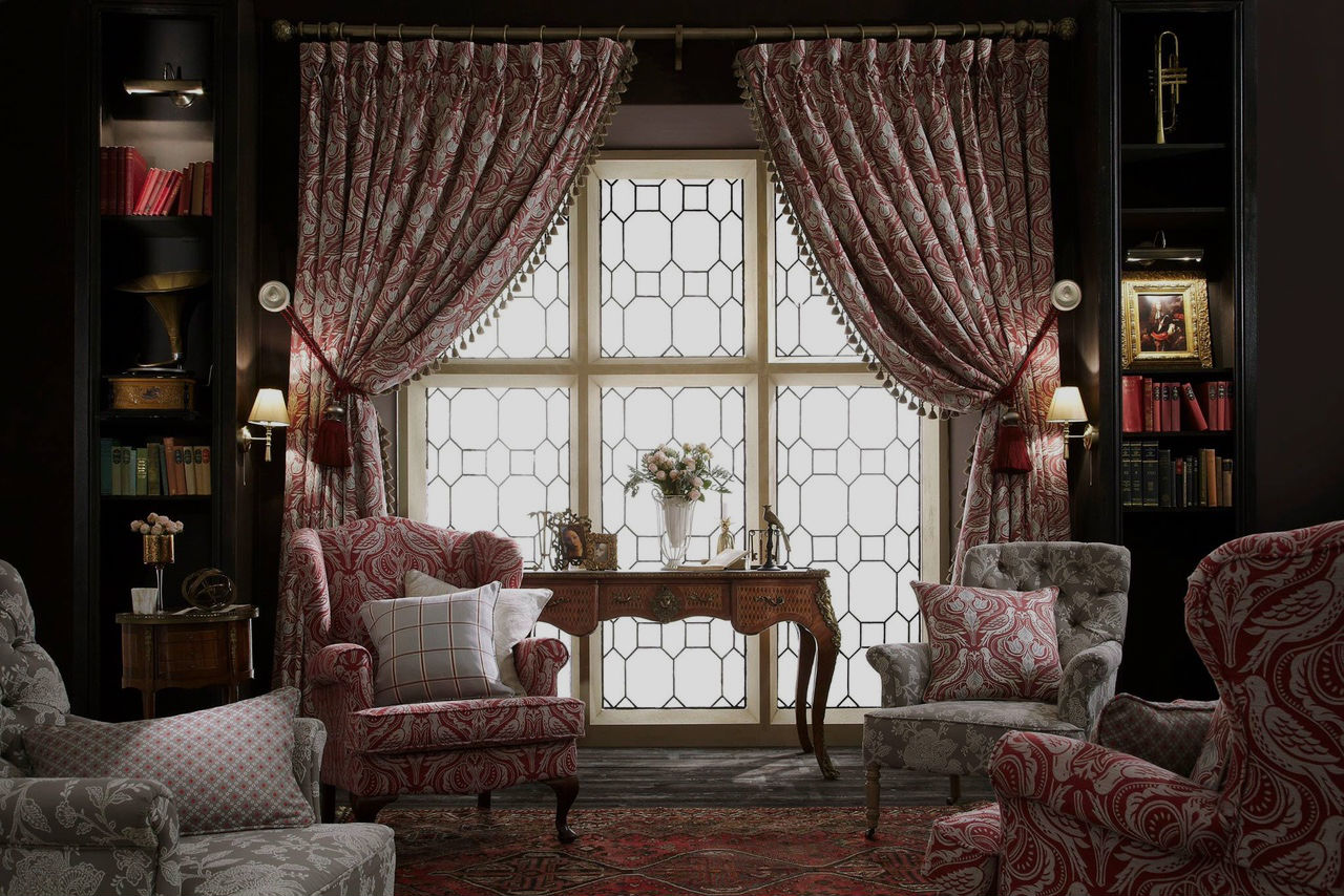 Transform your space with our bespoke curtains